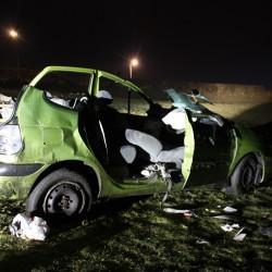 ב-10 חודשים ב-2015 נהרגו בתאונות יותר בני אדם מבכל 2012