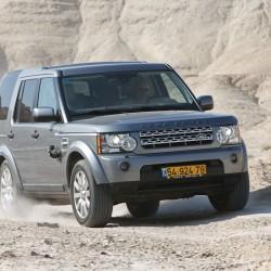 מבחן דרכים: לנד רובר דיסקברי 4 HSE1, טורבו-דיזל V6 3.0 ליטר