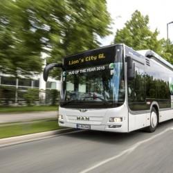 בקרוב בישראל: אוטובוס מאן מונע CNG