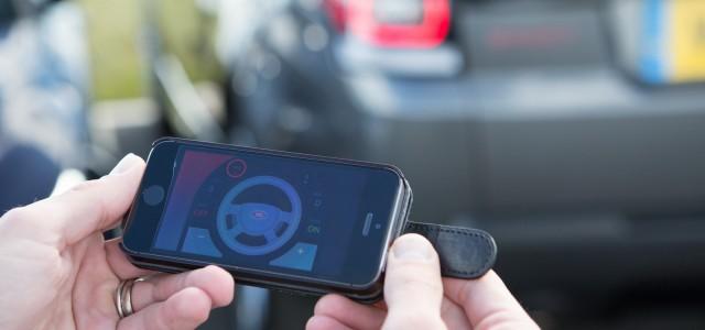 בקרוב: נהיגה בשטח בשלט רחוק באמצעות הסמארטפון
