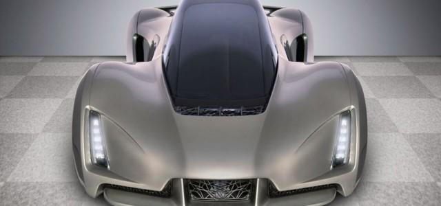 הדפס לי מכונית על: רכב לוהט שנוצר במדפסת תלת מימד
