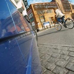 צפו: כך תשמרו מלפגוע ברוכבי אופניים
