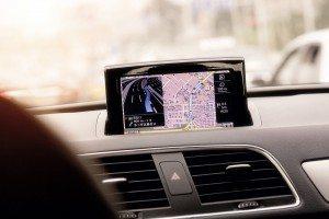 Audi naviation system