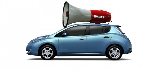 שלח לי רעש – החוק שיפר את השקט של כלי הרכב החשמליים