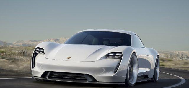 בקרוב: מרבית מכוניות פורשה יהיו חשמליות