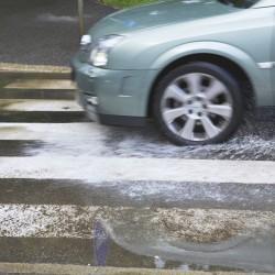 הגשם בא: טיפים לנהיגת חורף