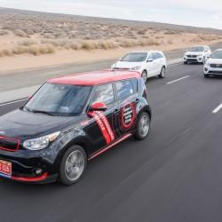 קיה משיקה את DRIVE WISE בדרך למכונית האוטונומית