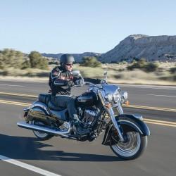 אופנועי אינדיאן בדרך לישראל