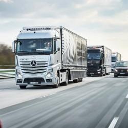 האם משאיות אוטונומיות יכבשו בקרוב את אירופה? אתגר המשאיות ללא נהג מגיע לקו הסיום