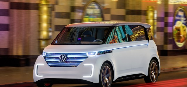 פולקסווגן תבנה מיליון מכוניות חשמליות בשנה