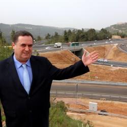 ישראל כץ התקפל: ניסוי מס הנסועה יוצא לדרך