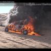 פולאריס עוצרת את מכירות הרייזר בגלל שריפות