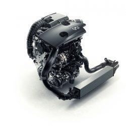 אינפיניטי מציגה: מנוע עם יחס דחיסה משתנה