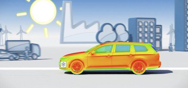 """פולקסווגן בפריז: חשמלית עם טווח של 480 ק""""מ"""