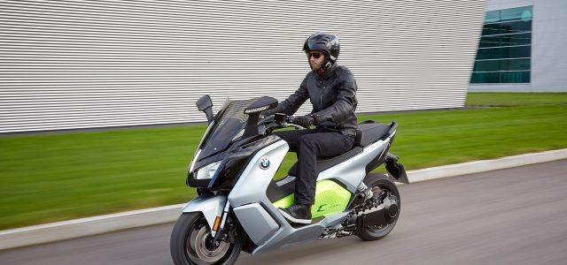 """ב.מ.וו. מציגה: קטנוע לרישיון 125 סמ""""ק"""