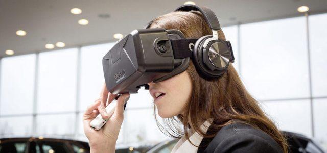 אודי מציגה: מציאות מדומה באולמות התצוגה