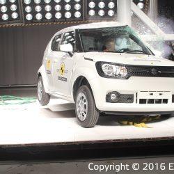 סאנגיונג וסוזוקי מתרסקות ב-Euro NCAP