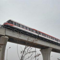 """ללמוד מהסינים: מפתחים רכבת שתנוע ב-600 קמ""""ש"""