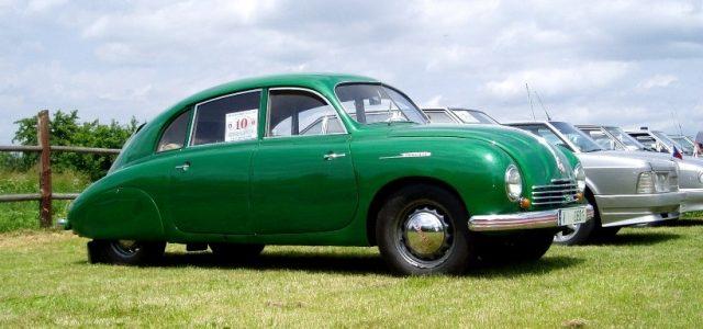 טאטרה הצ'כית שוקלת חזרה לייצור מכוניות בזכות האספנים