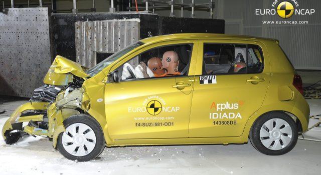 משרד התחבורה הישראלי מציג: סוזוקי יותר בטוחה ממרצדס