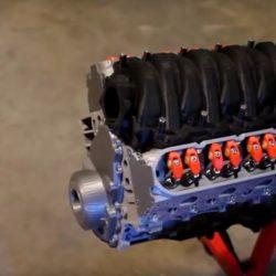בנה מנוע של קורבט במדפסת תלת מימד