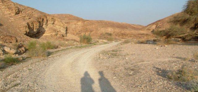 """טיול לסופ""""ש: דרך הערבה אל מואה ועשוש"""