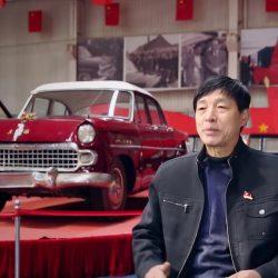 הכירו את האספן שמחזיק יותר מ-200 מכוניות מימי סין הקומוניסטית