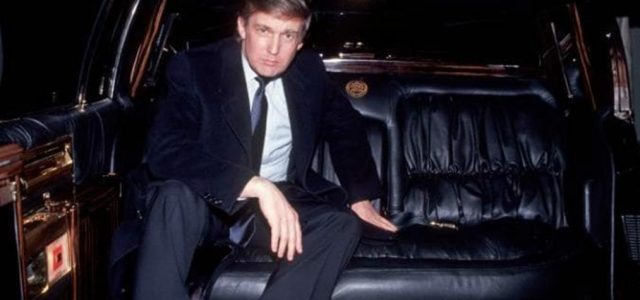 הלימוזינה הראשונה של טראמפ למכירה