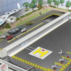 """מי צריך כבישים? אובר שכרה מהנדס נאס""""א כדי לפתח מונית מעופפת"""