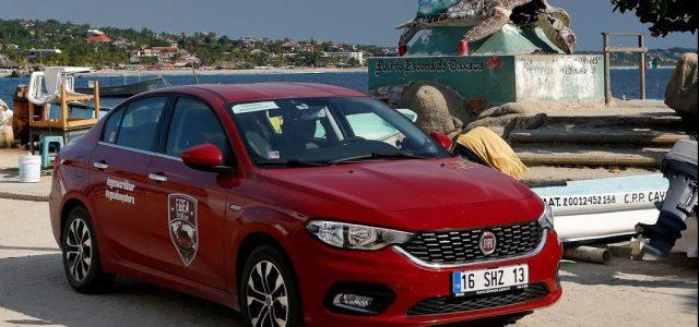 41 אלף קילומטרים מסביב לעולם בפיאט מטורקיה