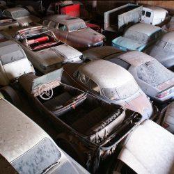 לא יאומן: 700 רכבים של אספן רכב פרטי מאוהיו יוצעו למכירה פומבית