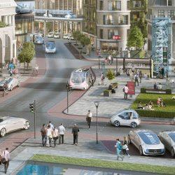 מרצדס ובוש מבטיחות מונית אוטונומית תוך 4 שנים