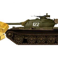 הפתעה מתחת לשריון: בריטי רכש טנק עיראקי ישן וגילה מטמון זהב
