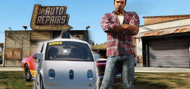 מכוניות אוטונומיות לומדות לנהוג בעזרת המשחקGrand Theft Auto
