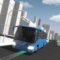 בקרוב: כביש טעינה חשמלית בלב תל אביב