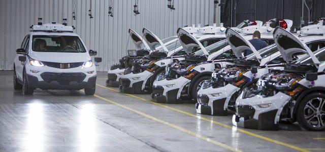 מחשבת מסלול: ג'נרל מוטורס ייצרה 130 מכוניות אוטונומיות