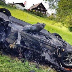 משטה במוות: תאונה קשה נוספת לריצ'ארד האמונד