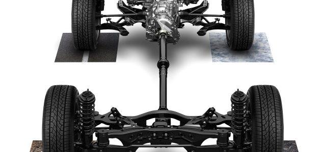סובארו היאיצרנית רכבי ההנעה הכפולה הגדולה בעולם