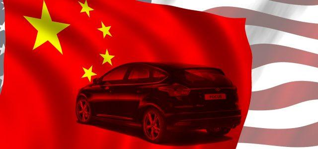 האמריקאים ינהגו בפורד פוקוס מתוצרת סין
