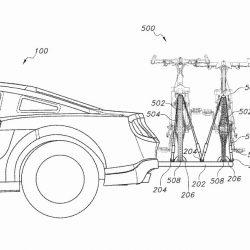פשוט ומגניב: הפטנט של פורד לנשיאת אופניים