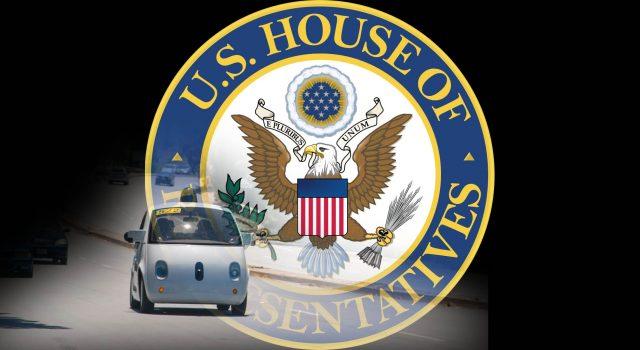 בית הנבחרים האמריקאי סולל את הדרך למכונית ללא נהג