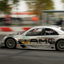 מרצדס תעזוב את אליפות מכוניות הסאלון ותצטרף למרוצים חשמליים
