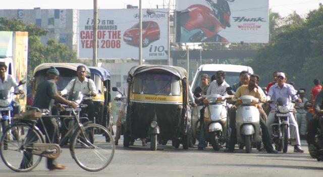 טאטא מפתחת מערכת נהיגה אוטונומית שתתמודד עם הכאוס בהודו