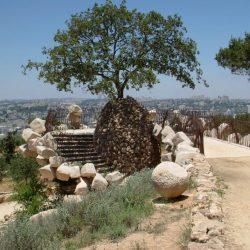 """טיול לסופ""""ש: אל רמת רחל ופסל הזיתים"""
