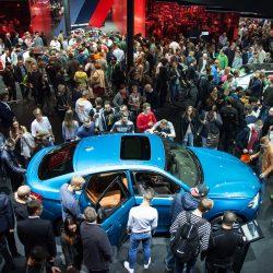 הגבינה זזה: גם תערוכות הרכב בסכנת הכחדה