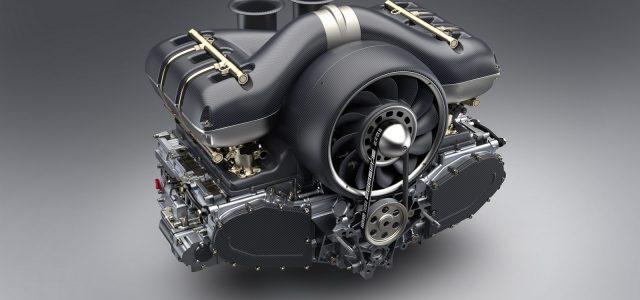 שלמות משופרת: סינגר חושפת את מנוע ה-911 מקורר האוויר האולטימטיבי