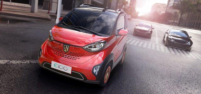 """חדש מהניילונים: מכונית חשמלית ב-19,500 ש""""ח"""