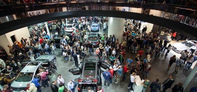 פרנקפורט 2017: מחממים מנועים