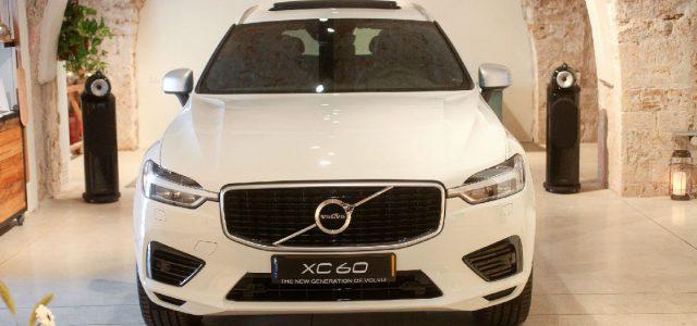 """וולוו XC60 החדש הושק בישראל. המחיר: בין 330 ל-370 אלף ש""""ח"""