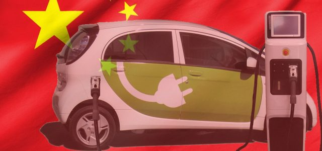 סין צפויה לקבוע שיא מחשמל חדש עם 700 אלף רכבים נטולי פליטות מזהמים ב-2017